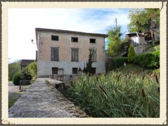 Le moulin de la Molo Porto